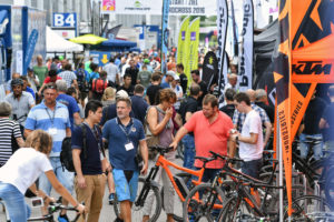 Eurobike 2016: minder vakbezoekers