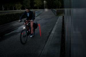E-bikes beter zichtbaar met KOGA V-Light