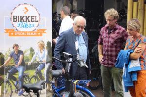 Louis Verwimp Bikeshow op drie maandagen