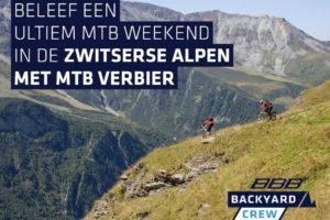 MTB-weekend te winnen bij BBB