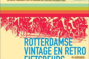 Verkoop retro fietsen op vintagebeurs