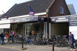 Werkzaamheden nieuwe fiets naar laag BTW-tarief