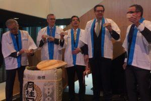 Europees hoofdkantoor Shimano geopend