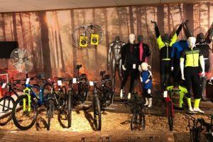 Faillissementsveiling fietsenwinkel Florian Schmidt in Groningen