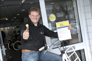 ANWB zet fietsenwinkels op de 'kaart'