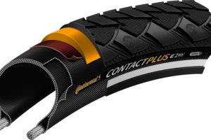 Continental banden voor elektrische fietsen