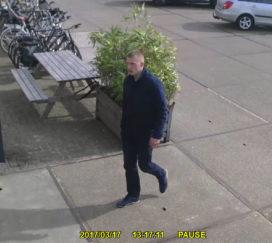 LET OP: verdachte in fietsenwinkels gesignaleerd