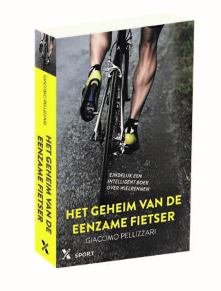 Boek het geheim van de eenzame fietser 319x420