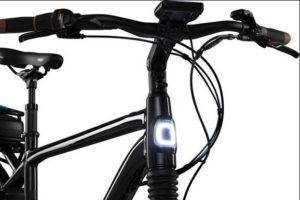 Koplamp Spanninga op Fiets en E-bike van het Jaar 2017
