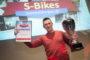 S-bikes winnaar Tweewielerwinkel van het Jaar 2017