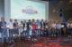 Gemeentewinnaars op de foto bij Tweewieler-congres