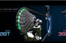 Gesynchroniseerd elektronisch schakelen Shimano Di2