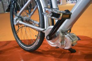 Bafang oplossing voor deelfietsen