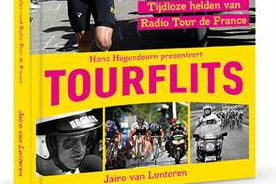 Boek over wielergeschiedenis Radio Tour de France