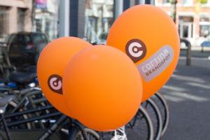 Cortina opent 10e Brandspot in Hilversum