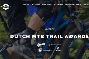 Eerste editie Dutch MTB Trail Awards