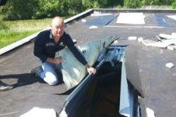 Diefstal via dak CC 53-11 in Hart van Nederland
