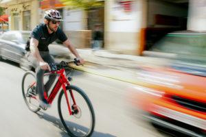 'Geen goed idee om speed pedelec naar de weg te bonjouren'