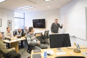 Trek bijeenkomsten succesvol ondernemerschap
