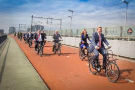 Velo-city: Nederland uniek fietsland