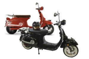 E-scooter Emco NOVA special edition