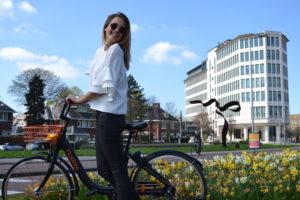FlickBike test concept in Amsterdam