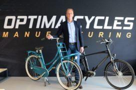 Marco Schilder leidt verkoop bij Optima Cycles