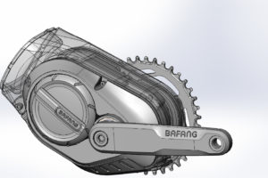 Bafang introduceert extra krachtige middenmotor