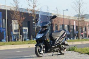 Kymco brengt Euro4 scootermodellen