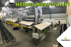 Merida opent outlethal voor dealers