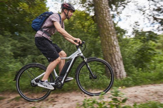 Foto NuVinci Cycling, Fallbrook Technologies Inc.