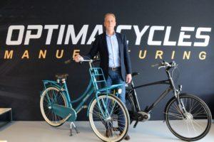 Marco Schilder nieuwe sales directeur Optima Cycles