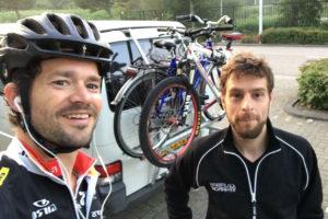 Urban Arrow fietst naar de Eurobike