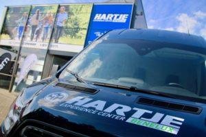 Hartje imponeert dealers met Experience Center