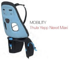 Thule Yepp Nexxt Maxi wint Internationale Consumer Award