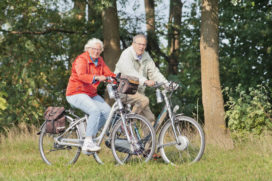U kunt bijdragen aan fietsveiligheid 60-plussers