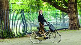 Nieuwe Cortina fashion accessoires voor op de fiets!