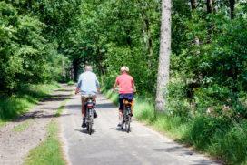 Meepraten over fietsveiligheid senioren