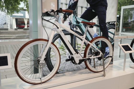 Brose bereidt zich voor op een grote groei in e wegens de verwachting dat elektrische fietsen 30 procent van de markt zullen gaan vertegenwoordigen. Foto's RvG