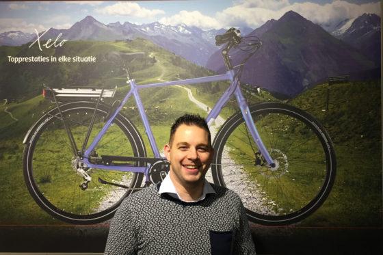 Peter van Nieuwenhuizen. Foto Multicycle