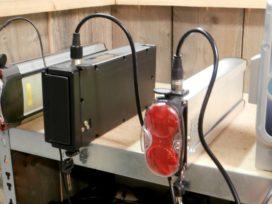 E-bike accu's veilig opslaan met accukast van C-Parts