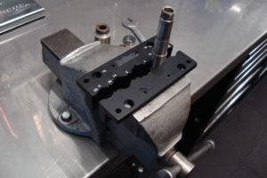 Ice Toolz spanbekken en momentsleutel voor het fijne werk