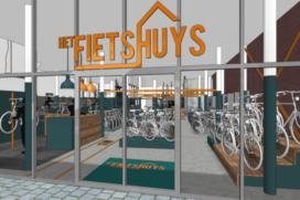 Het Fietshuys opent in Stadshart Amstelveen