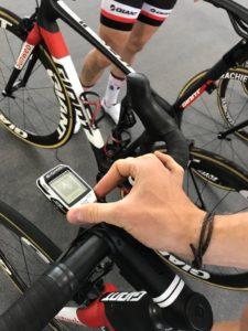 Team Sunweb met Sigma Sport fietscomputers