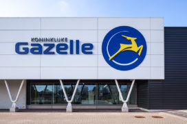 Toekomstige e-bike van Gazelle is connected