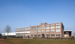 De fabriek van Gazelle in Dieren.