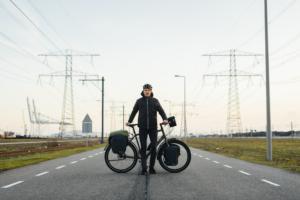 AGU lanceert nieuwe fietstassencollectie