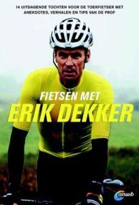 Erik Dekker presenteert op Bike Motion zijn boek Fietsen met Erik DEkker