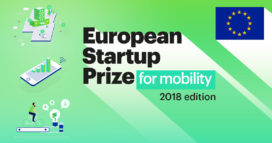 Tracefy in top-10 European Startup Prize 2018