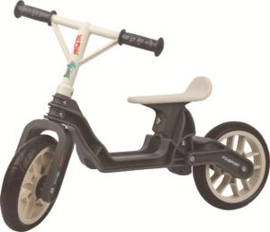 Polisport introduceert deBalance Bike; een loopfiets voor kinderen vanaf 2 jaar.
